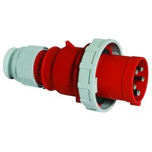Bals CEE-Stecker 63A/400V/5p/6h/IP 67 - 2189