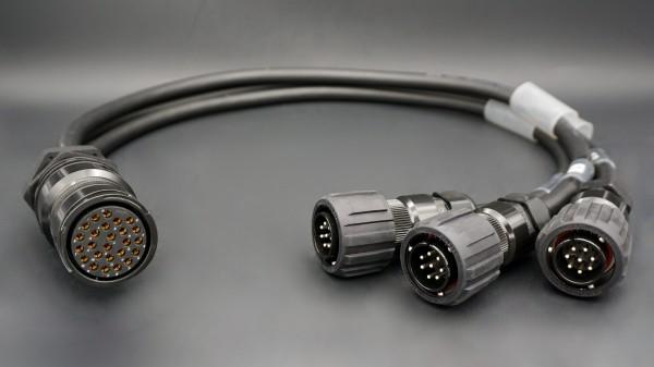 SP24-F/3xSP8-MR - 1m