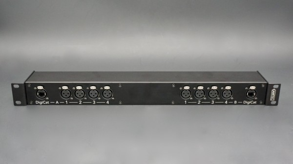 DigiCat4Rack-208 - 3p. female