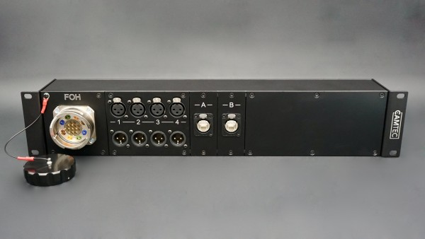 SGH2L12 - Rack M - XLR - fm