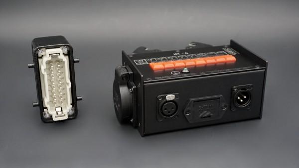 KT-6 - HAN16/XLR3&5/Schuko
