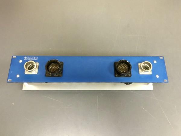 GEBRAUCHT: Audioverteiler 19/37-polig; 2x 37pol. male, 2x 19pol male; 12x XLR male rückseitig