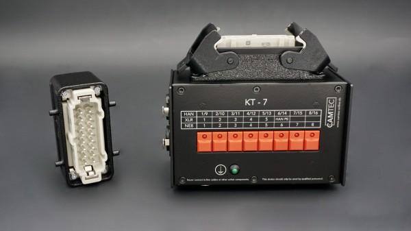 KT-7 - HAN16/XLR3&5/NE8