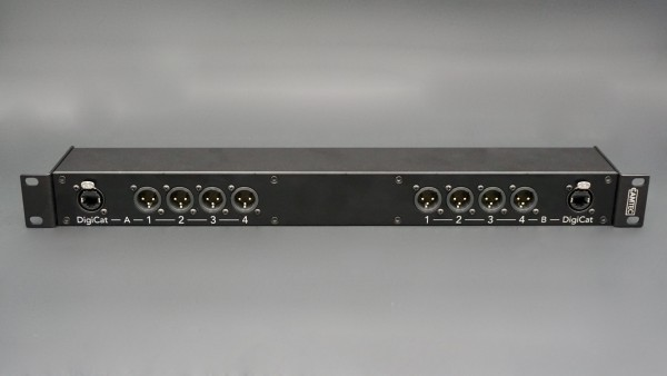 DigiCat4Rack-208 - 3p. male